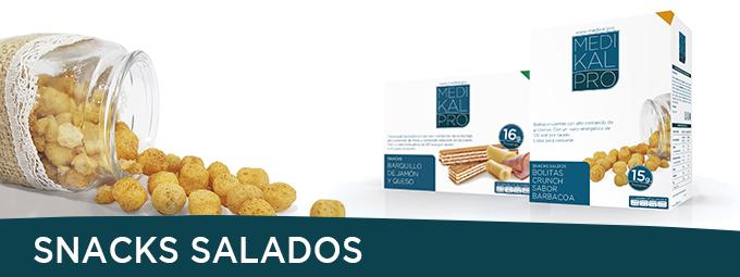 Snacks Salados