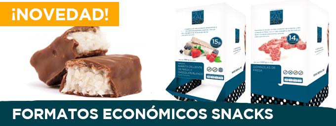 Formato económico snacks