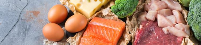 Los beneficios de seguir una dieta alta en proteínas