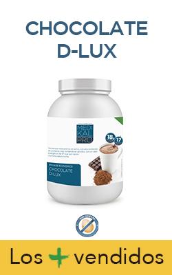 Envase Económico Chocolate D-lux