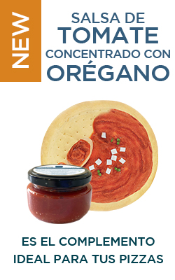 Salsa Tomate oregano
