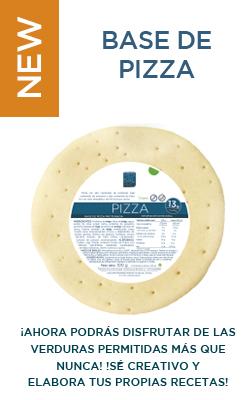 Base para pizza 50gr
